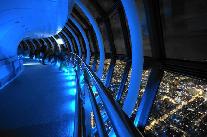 Tokyo Skytree - điểm đến không nên bỏ qua ở xứ sở mặt trời mọc - 1