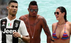 'Tình một đêm' nói phũ không biết C. Ronaldo là ai