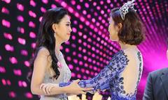 Trần Tiểu Vy rưng rưng trong giây phút trở thành tân Hoa hậu Việt Nam