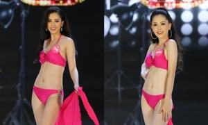 Top 25 Hoa hậu Việt Nam 2018 trình diễn bikini