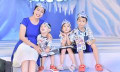 Ốc Thanh Vân đưa ba con đi chơi cuối tuần