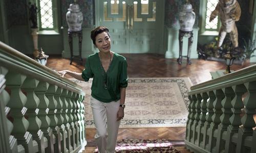 """Bí mật sau vẻ hào nhoáng của phim """"Con nhà siêu giàu châu Á"""""""
