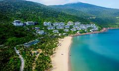 Hòa mình vào thiên nhiên tại InterContinental Danang Sun Peninsula Resort