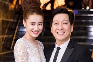 Nhã Phương cưới Trường Giang sau nhiều sóng gió
