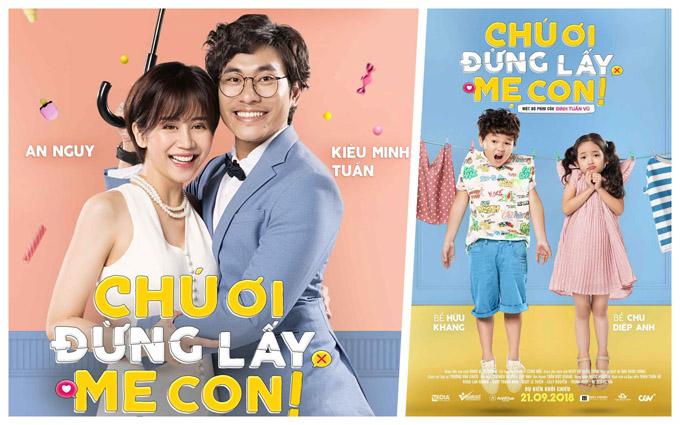 Thay vì An Nguy và Kiều Minh Tuấn, các diễn viên nhí trở thành tâm điểm tỏa sáng trong phim