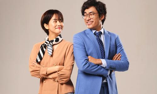 An Nguy và Kiều Minh Tuấn thiếu lửa khi đóng cặp trong phim mới