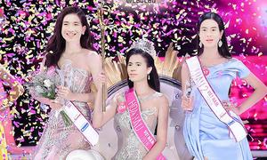Ảnh chế cầu thủ U23 Việt Nam thi hoa hậu