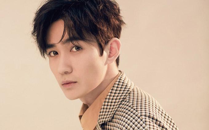 Nam diễn viên Chu Nhất Long. Ảnh: Sina