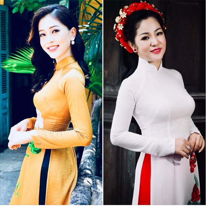 The comedian Thuy Nga wondered: why do people named Russia: Bui Phuong Nga and Tran Thuy Nga only achieve promising, but not miss? Why and why?