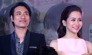 Kiều Minh Tuấn - An Nguy dự ra mắt phim ở TP HCM