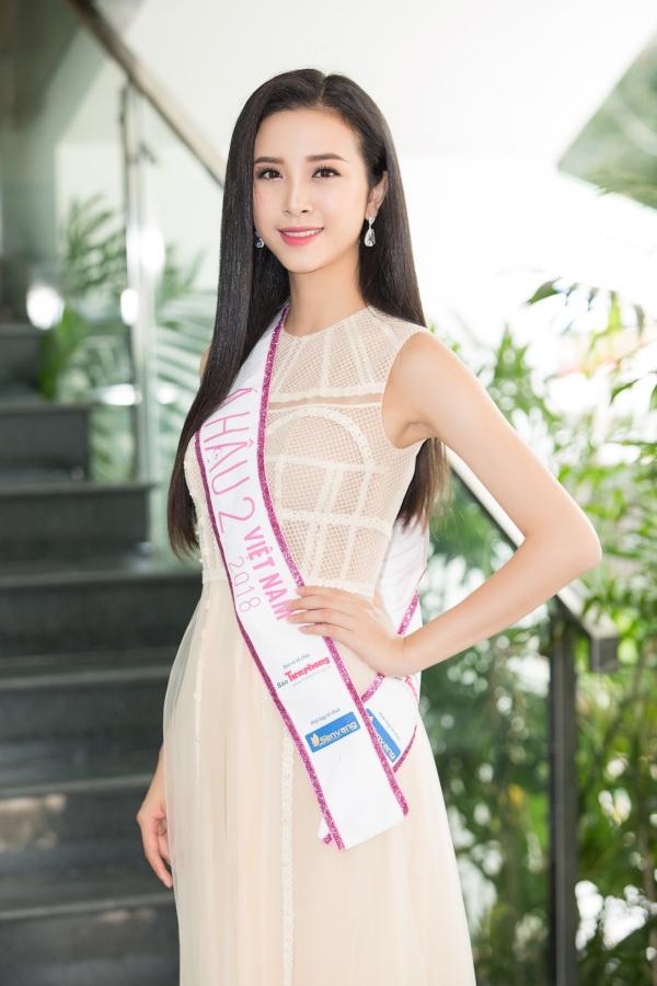 Nguyễn Thị Thúy An đến từ Kiên Giang đoạt ngôi vị Á hậu 2. Cô được khen ngợi có gương mặt xinh xắn. Tuy nhiên, người đẹp 21 tuổi có khả năng tiếng Anh chưa tốt.
