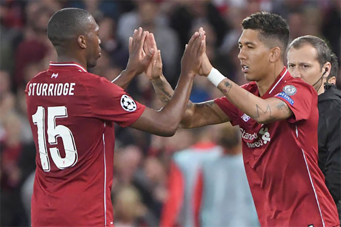 Firmino được tung vào sân ở phút 72 thay cho Sturridge, thời điểm Liverpool đang dẫn với tỷ số 2-1. Không lâu sau đó, PSG có bàn gỡ hòa 2-2 do công của Mbappe.