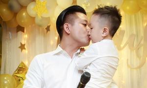 Tuấn Hưng lần đầu tiết lộ chuyện con trai Su Hào chậm nói