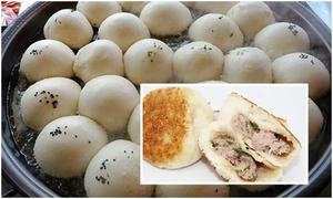 Bánh bao chiên nước - món điểm tâm lạ miệng ở Sài Gòn