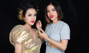 Trang điểm cô dâu theo phong cách Thái Lan cho mùa thu - đông