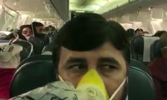 Hành khách đồng loạt chảy máu mũi, đau đầu trong chuyến bay