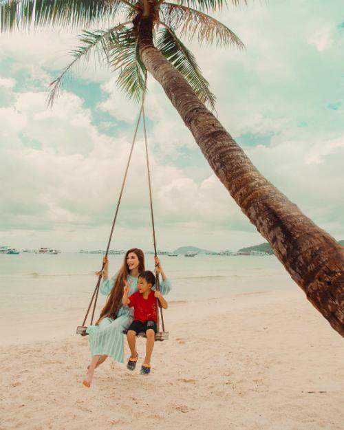 Chuyến hồi hương đẹp như mơ của công chúa tóc mây gốc Việt - 10