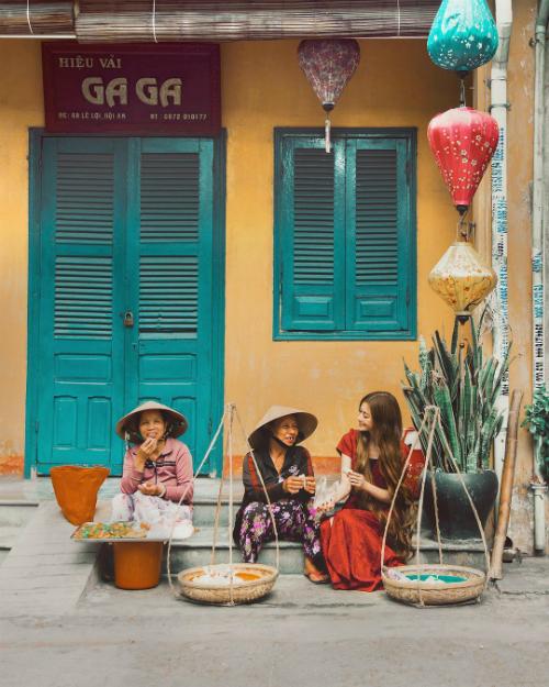 Chuyến hồi hương đẹp như mơ của công chúa tóc mây gốc Việt - 5