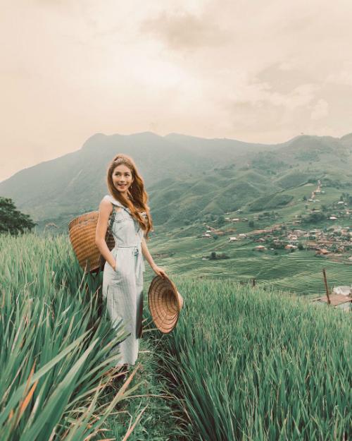 Chuyến hồi hương đẹp như mơ của công chúa tóc mây gốc Việt - 6