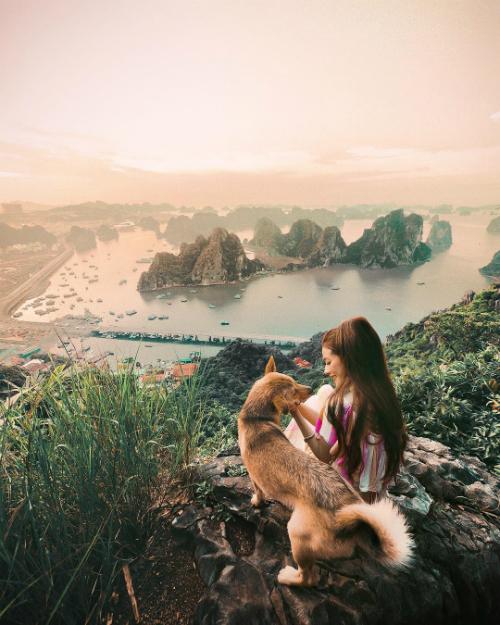 Chuyến hồi hương đẹp như mơ của công chúa tóc mây gốc Việt - 7