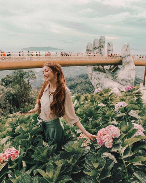 Chuyến hồi hương đẹp như mơ của công chúa tóc mây gốc Việt - 8