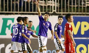 Tung đội hình phụ, Hà Nội vẫn đại thắng trên sân của HAGL