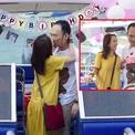 Thu Trang bất ngờ khi được chồng bí mật tổ chức sinh nhật