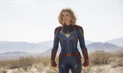 "Trailer ""Captain Marvel"" đạt 109 triệu lượt xem sau 24 tiếng"