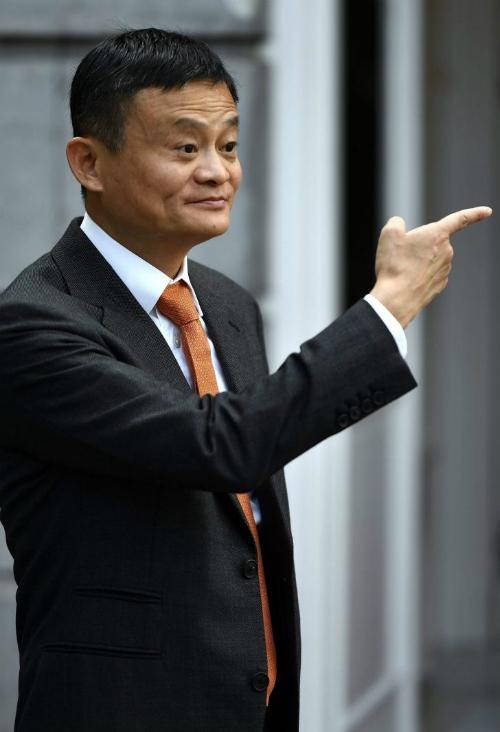 Jack Ma rút dần khỏi Alibaba từ năm 2013 vì thà chết trên bãi biển còn hơn trong văn phòng. Ảnh:AFP.