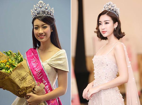 Được đánh giá là một trong số những Hoa hậu thành công trong 30 năm lịch sử cuộc thi Hoa hậu Việt Nam, suốt 2 năm qua Hoa hậu Đỗ Mỹ Linh không chỉ thành công bảo vệ ngôi vị mà hình ảnh của người đẹp cũng liên tục thăng hạng trong lòng công chúng