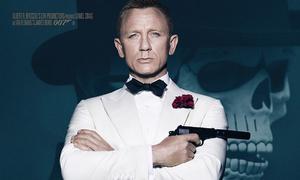 Daniel Craig tiếp tục hóa thân điệp viên 007
