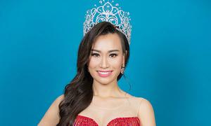 Hoa hậu Trang Lương luôn nhớ về quê hương Việt Nam