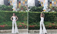 Hương Giang hướng dẫn cách tạo dáng chụp ảnh 'sống ảo'