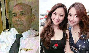 Trước khi biến mất cùng MH370, cơ trưởng liên tục nhắn tin tán tỉnh mẫu nữ