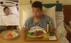 Ngôi sao cầu lông Lee Chong Wei mắc bệnh ung thư