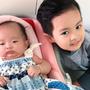 Ảnh hot 24/9: Con gái Khánh Thi - Phan Hiển ngày càng giống bố