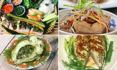 4 món cá hấp không dầu mỡ, không mất chất dinh dưỡng