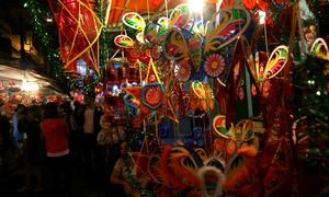 Lưu ý khi chơi ở phố lồng đèn nhộn nhịp nhất Sài Gòn đêm Trung thu