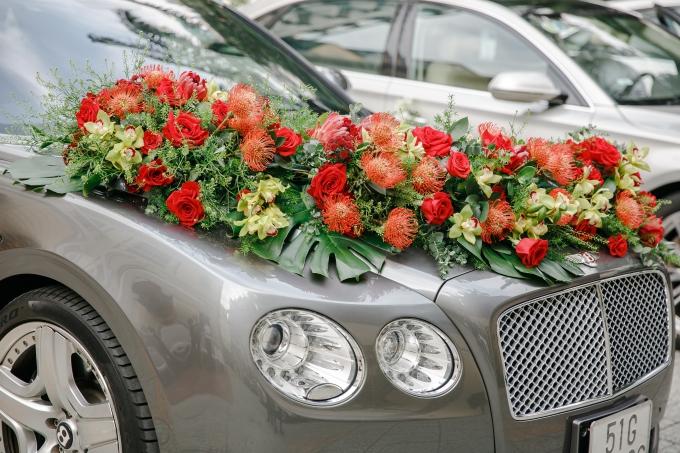 Ngày 4/10 tới, Lan Khuê và Tuấn John tổ chức tiệc cưới tại một trung tâm hội nghị sang trọng ở TP HCM.