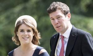 Công chúa Eugenie mời nhiều khách dự đám cưới hơn Hoàng tử Harry