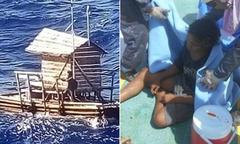 Chàng trai Indonesia sống sót sau 49 ngày trôi nổi giữa đại dương