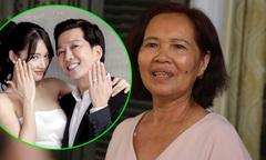 Mẹ vợ tiết lộ Trường Giang nói chỉ yêu mình Nhã Phương