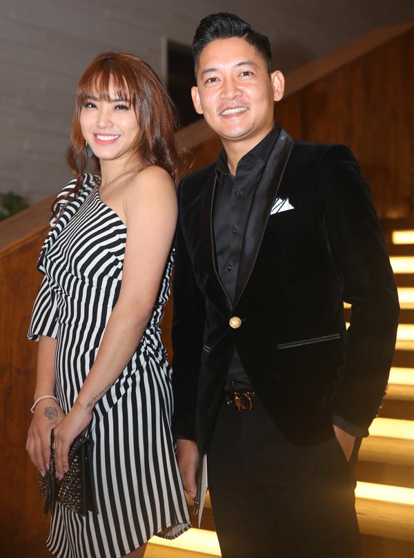 Vợ chồng Hải Băng - Thành Đạt.