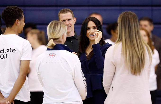 Lễ trao giảiquy tụ sự góp mặt của các ngôi sao thể thao hàng đầu của Anh như tay vợt Laura Robson, vận động viên marathon Paula Radcliffe và tuyển thủ bóng đá Eboni Beckford-Chambers.Ngoài ra, sự xuất hiện của cặp vợ chồng hoàng gia còn nhằm trao tặng khoản trợ cấp gần 1,3 triệu USD từ Quỹ Hoàng gia cho chương trình Coach Core để nhân rộng mô hình này trong vòng ba năm tới.