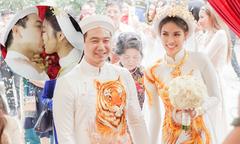 Bố chồng Lan Khuê ghép tên hai con vào bài 'Bút dứa bút táo'