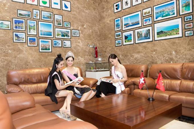 Léman Luxury Apartments - ngôi nhà chung khiến top 3 Hoa hậu lưu luyến