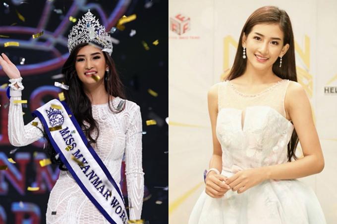 Những đối thủ châu Á của Hoa hậu Tiểu Vy tại Miss World 2018 - 4