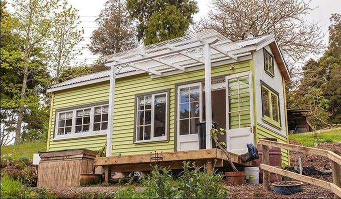 Kiến trúc sư thiết kế gọi ngôi nhà là Lucy - tên của một cô gái - bởi trong mắt ông nó tuyệt đẹp.