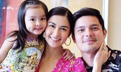 'Mỹ nhân đẹp nhất Philippines' mang bầu lần hai