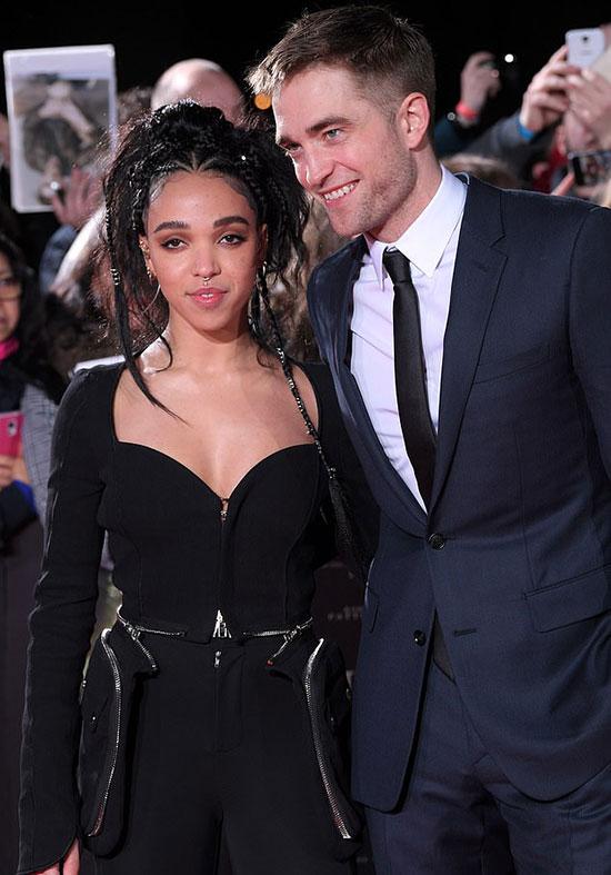 FKA và Robert Pattinson từng gắn bó gần 4 năm.